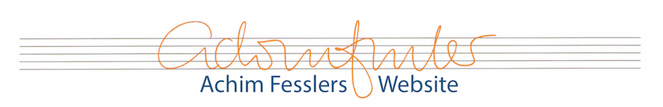 Achim Fesslers Website